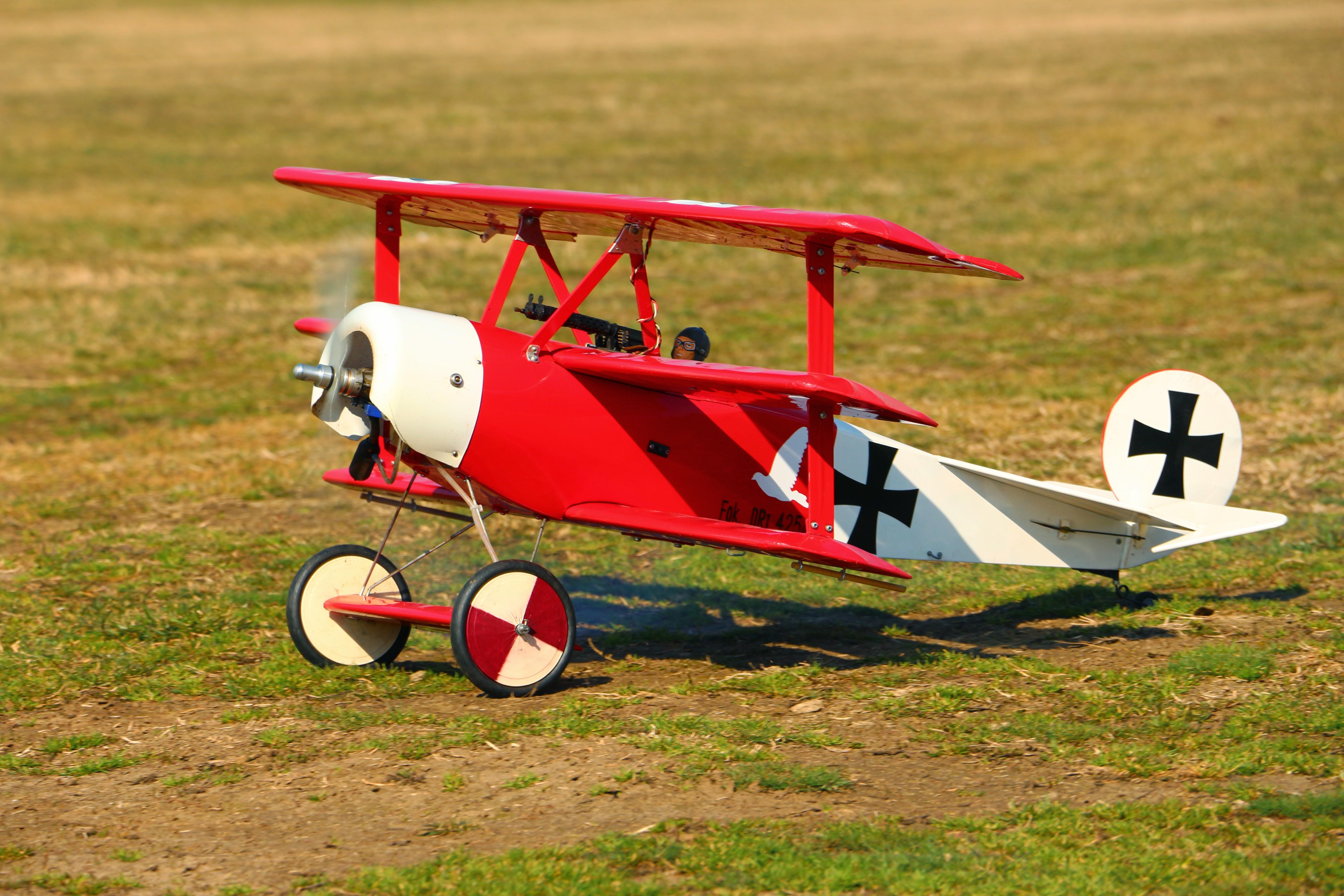 RC repülők